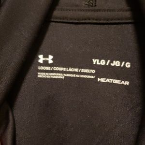 Under Armour Shirts & Tops - Under Armour Youth Large Top